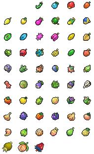 Berries Old